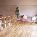 作業スペース(モデルルーム)