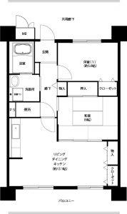【After】相生住宅簡易図面