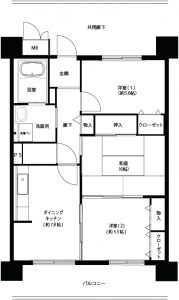 【Before】相生住宅簡易図面